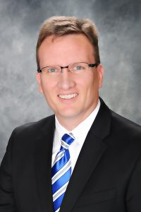 President and CEO of Washington Savings Bank in Effingham David Doedtman