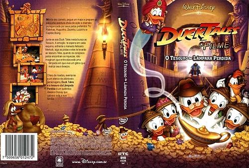 # DVD 108 - DuckTale - O Filme